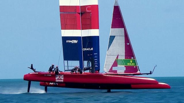 SailGP - Bermuda - Day Two