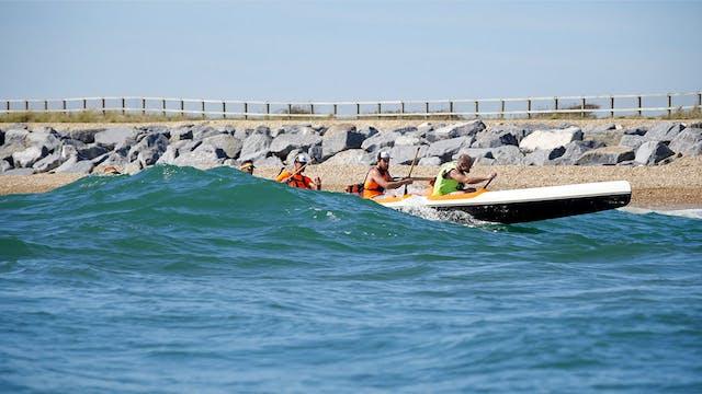 Round Hayling Island Challenge 2019