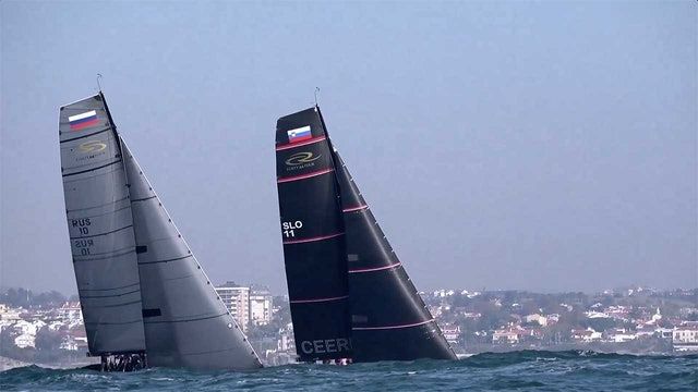 RC44 Cascais Cup 2018 - Day Two
