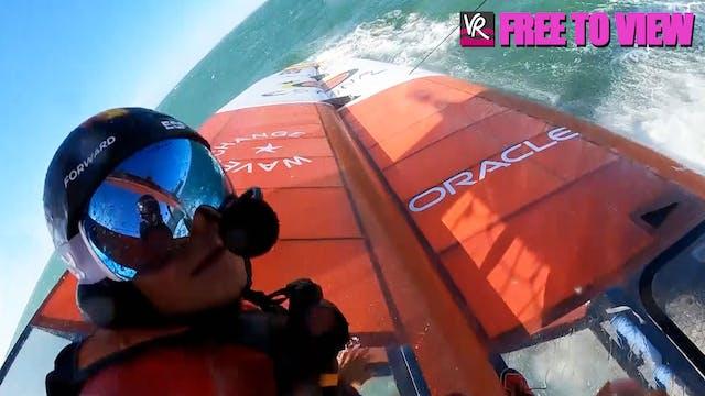 F2V - SailGP - Spain - Day Two