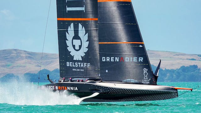 AC36 Update - Gearing Up For The Prad...