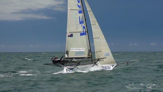 Fiji Fizz - Practice Race