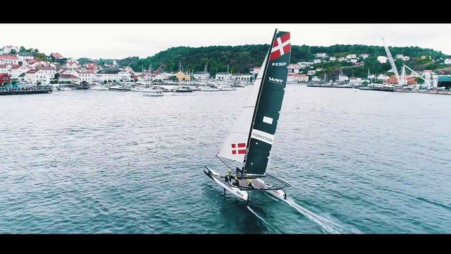 M32 Scandinavian Series - Risør - Day One