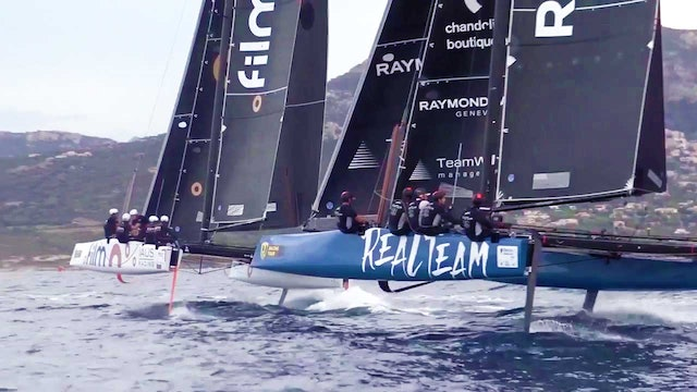 GC32 Racing Tour - Orezza Corsica Cup - Day Three