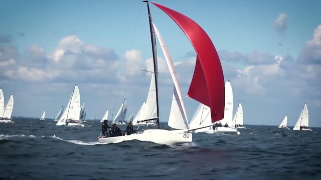 Kiel Week 2016 - J/70 European Champ Highlights