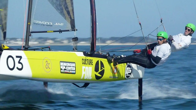Flying Phantom Series - Baie de Quiberon - Day Two