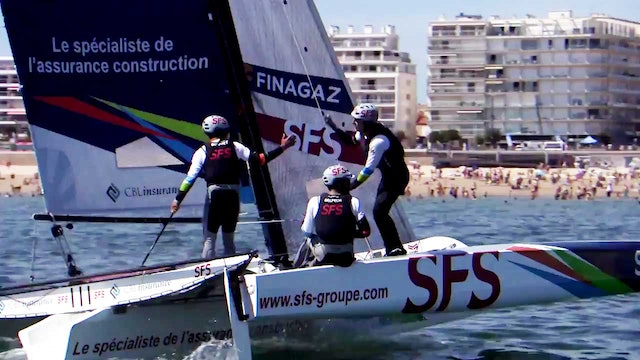 Tour de France a la Voile - Les Sables d'Olonne - Coastal Races