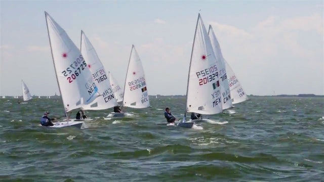 2014 Delta Lloyd Regatta - Day 1 Highlights