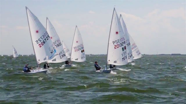 2014 Delta Lloyd Regatta - Day 1 High...