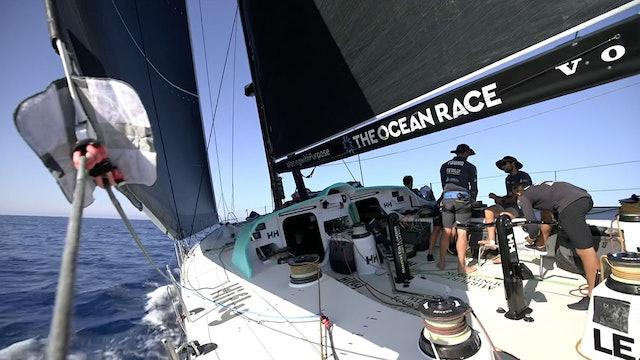 The Ocean Race Europe 2021 - Leg 3 Finish