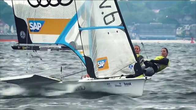Kiel Week 2016 - 26th June - Highlights - Medal Races