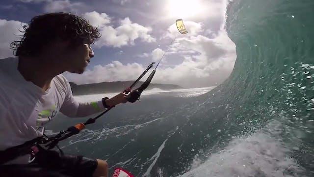 Keahi de Aboitiz - 2015 Kitesurfing W...