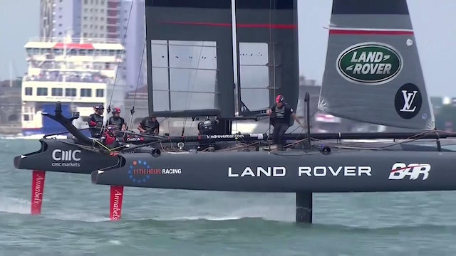 2016 America's Cup World Series - Portsmouth - Sunday
