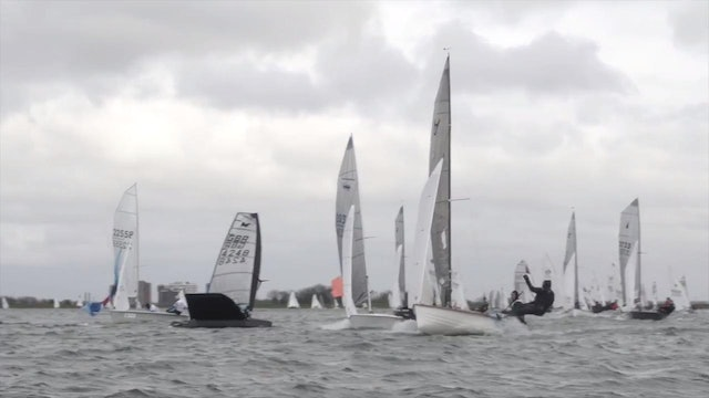 The Bloody Mary 2016 - Iconic UK Pursuit Race