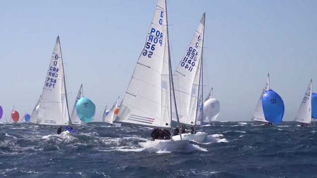 Cascais Dragon World Championship 201...