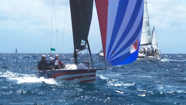 40th St. Maarten Heineken Regatta - Day Three