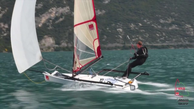 ACO Musto Skiff World Championships 2015 - Overall Highlights
