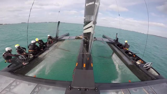 SoftBank Team Japan - The Foiling Tac...