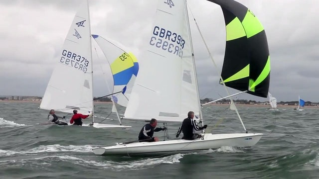2016 UKGlobal Flying Fifteen UK Nationals - Day 2