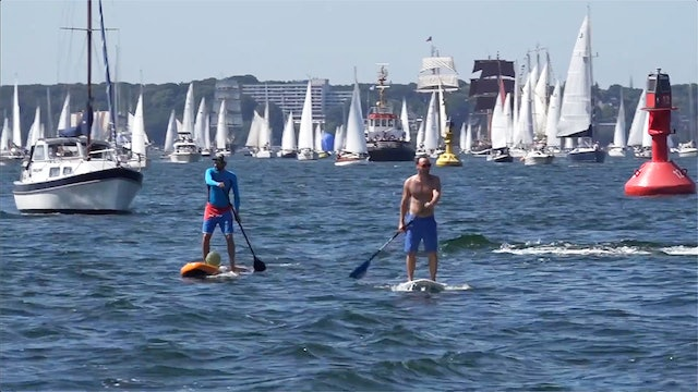 Kiel Week 2019 - Sailing Highlights - Day 8