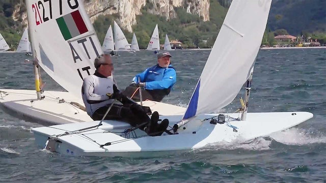 Laser European Masters Championship 2018 - Wrap Up