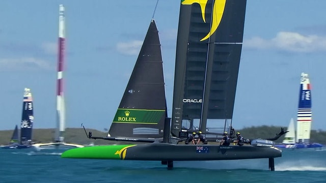 SailGP - Bermuda - Day One