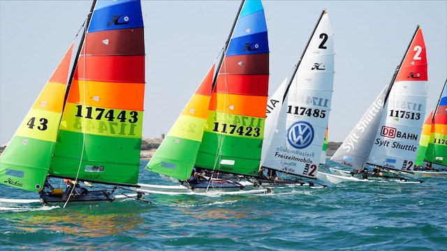 Hobie MultiWorlds, Euros & Int Cup 2019 - 22 July