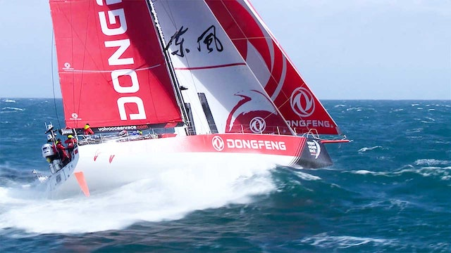 Volvo Ocean Race 2017/8 - Week 16 Wrap Up