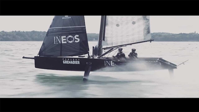 INEOS Team UK - Introducing T5, A Boat Like No Other