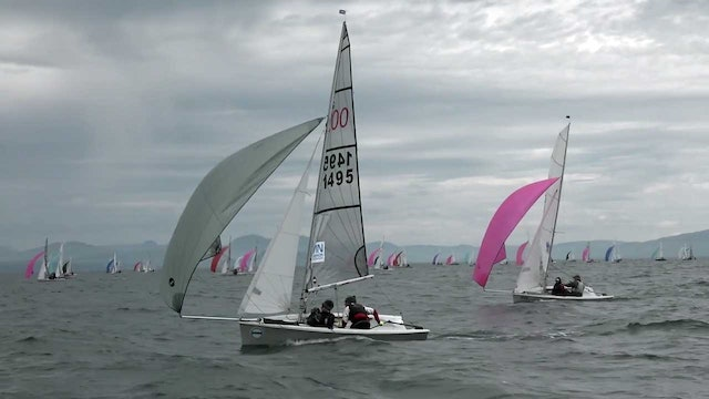 RS200 Nationals 2015 - Day 1