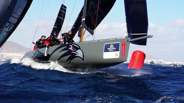RC44 Calero Marinas Cup 2018 - Day Two