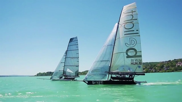 18ft Skiff Hungary Grand Prix 2017 - Day 2