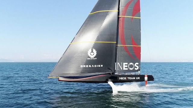 INEOS Team UK - Inside Tech - Deck Layout
