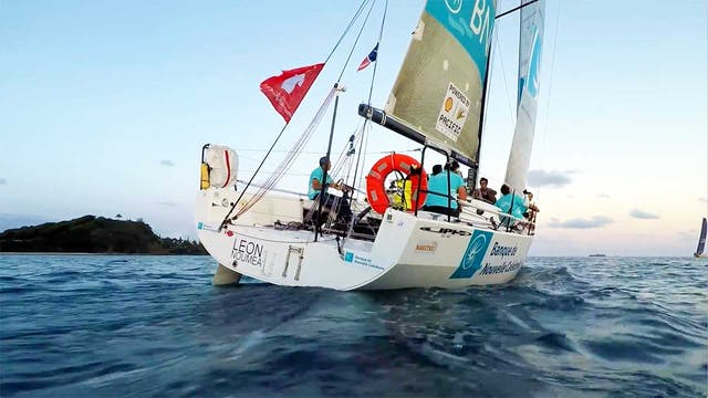 New Caledonia Groupama Race 2018 - Pr...