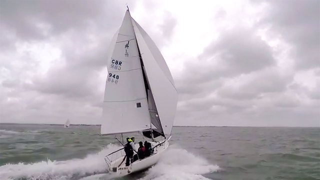 J/80 World Championships 2017 - Day Two