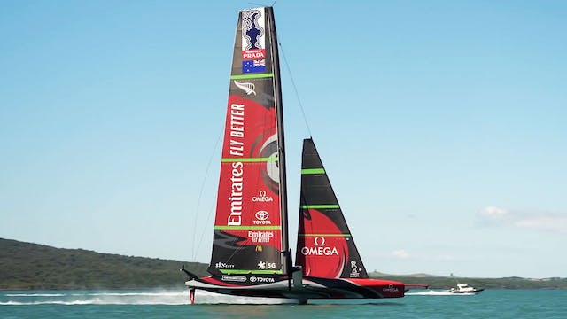 Emirates Team NZL - Launched & Tested...
