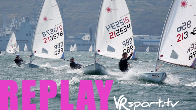 TME - RYA Youth Nationals 2019 - Day One