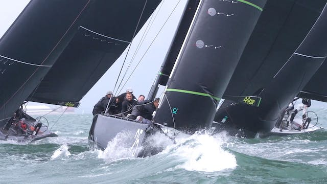 44Cup Cowes 2021 - Day 2