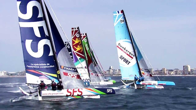 Tour de France a la Voile - Les Sables d'Olonne - Stadium Races
