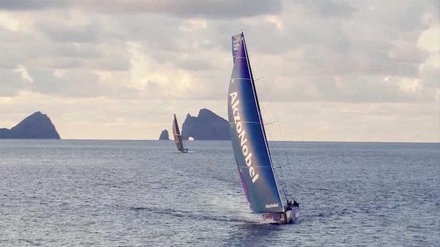 Volvo Ocean Race 2017/8 - Week 19 Wrap Up