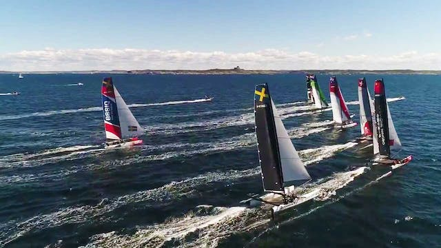 M32 2017 World Championships - Day Two