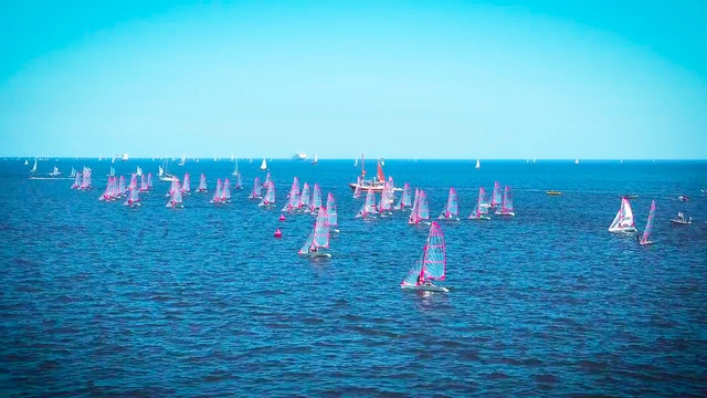 Kiel Week 2017 -  Sailing Highlights - Day 2