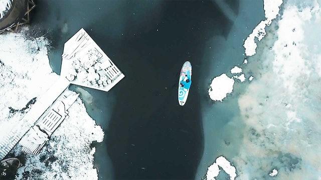 Paddling Norway
