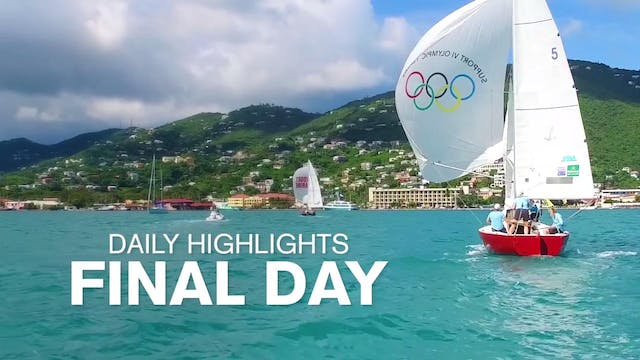 2016 St Thomas WIM Series - Final Day