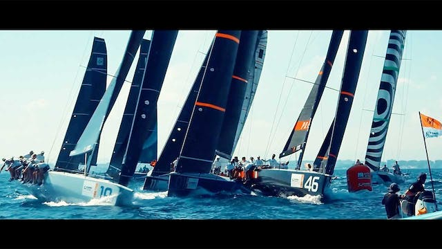 Valencia 52 SUPER SERIES Sailing Week...