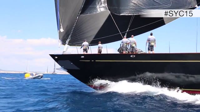 The Superyacht Cup 2015 - Day One