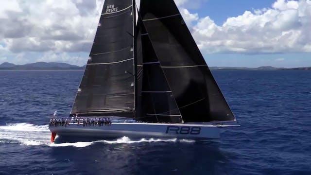 2017 RORC Caribbean 600 - Start Highl...