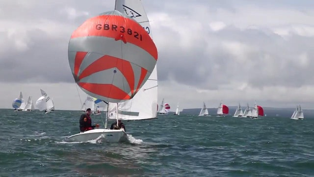 2016 UKGlobal Flying Fifteen UK Nationals - Final Day