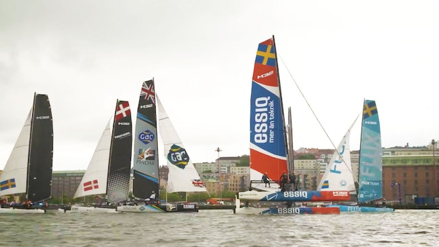 M32 Scandinavian Series - Gothenburg - Day Two
