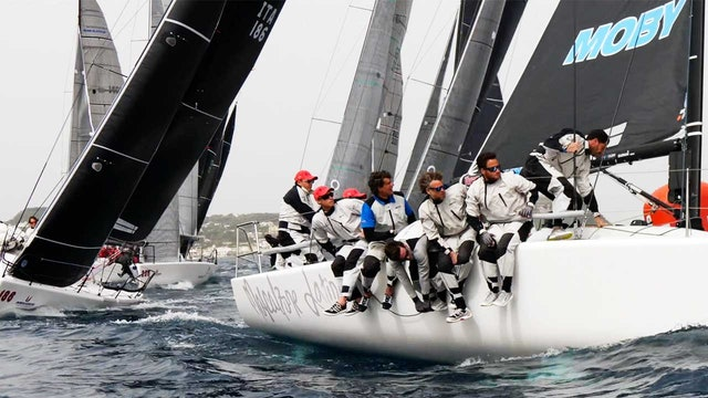 2018 Melges 32 World League - Forio d'Ischia - Final Day